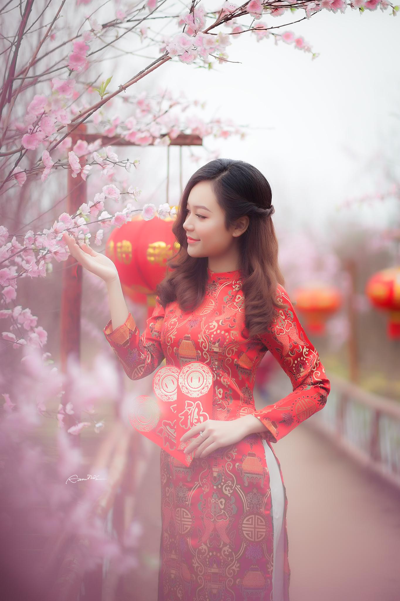 chinese woman-807840